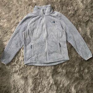 North Face Furry Fleece Jacket